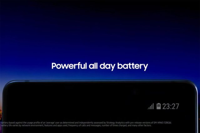 Samsung's Galaxy Note 9 is shaping up to be the anti-Note 7...