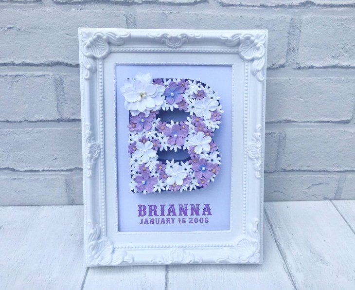 Lavender nursery decor, New baby announcement gift, Rustic home decor, Baby  girl room wall decor, Girls bedroom decor, Baby girl room decor .