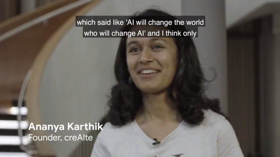 "Image for the Tweet beginning: ""AI will change the world."