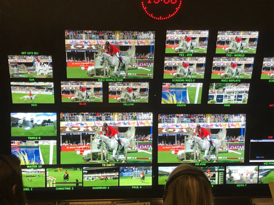 test Twitter Media - It's the @DublinHorseShow #DublinHorseShow on @RTEsport https://t.co/MQ9sA67NlY