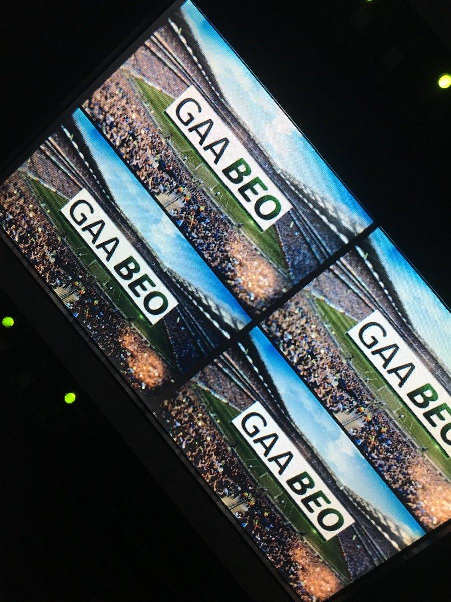 test Twitter Media - It's @MeathGAA  v @Galway_GAA in the All-Ireland Minor Football Semi-Final live now on @GAA_BEO @SportTG4 https://t.co/1ixwD5oRJ8