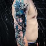 Killer Ink Tattoo On Twitter Dope Half Fresh Half Healed Piece By Tom Petucco With Killerinktattoo Supplies Killerink Tattoo Tattoos Bodyart Ink Tattooartist Tattooart Snowboarding Https T Co X1inoutjio