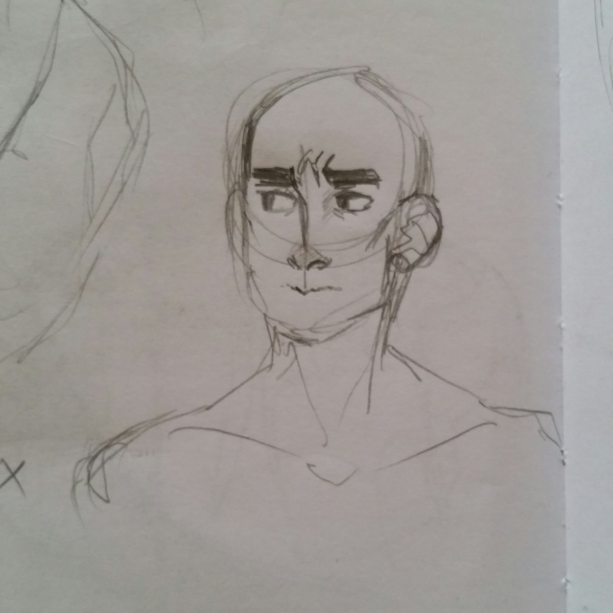 Gem1ny Blm On Twitter Sketches Drawing Sketch People Cat