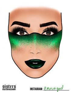 Replying to jamescharles  sister sample of sisterfacechartcontest picitter phqowt hge also hashtag on twitter rh