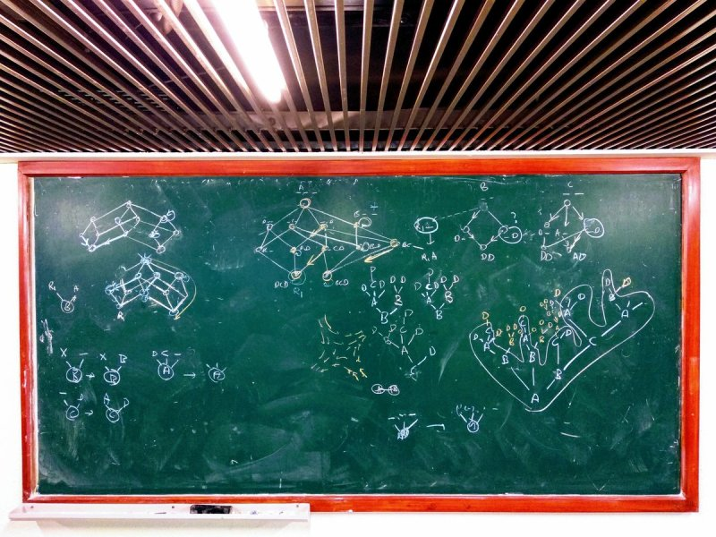 Mukund Thattai On Twitter There S Nothing Quite As Satisfying A Packed Post Discussion Blackboard Abstract Ideas Or Art