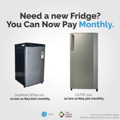 Kitchen Appliances Pay Monthly Red Valance Fint On Twitter Why In Full For A New Fridge When You Can Buy Please Visit Https Thecreditstore Ng To Get Started Partnerships Credit Loanspic Com B7kz6ljcem