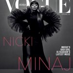 Hood Vogue Is Tired Of Poverty On Twitter Nicki Is The First Female Rapper Ever To Cover A Vogue Magazine Rihanna Is The First Black Woman To Cover The British September Issue
