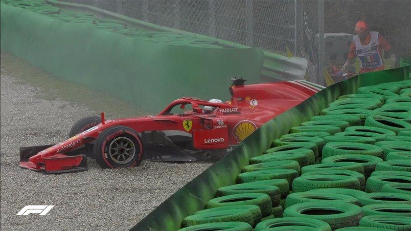 GP Italia Vettel