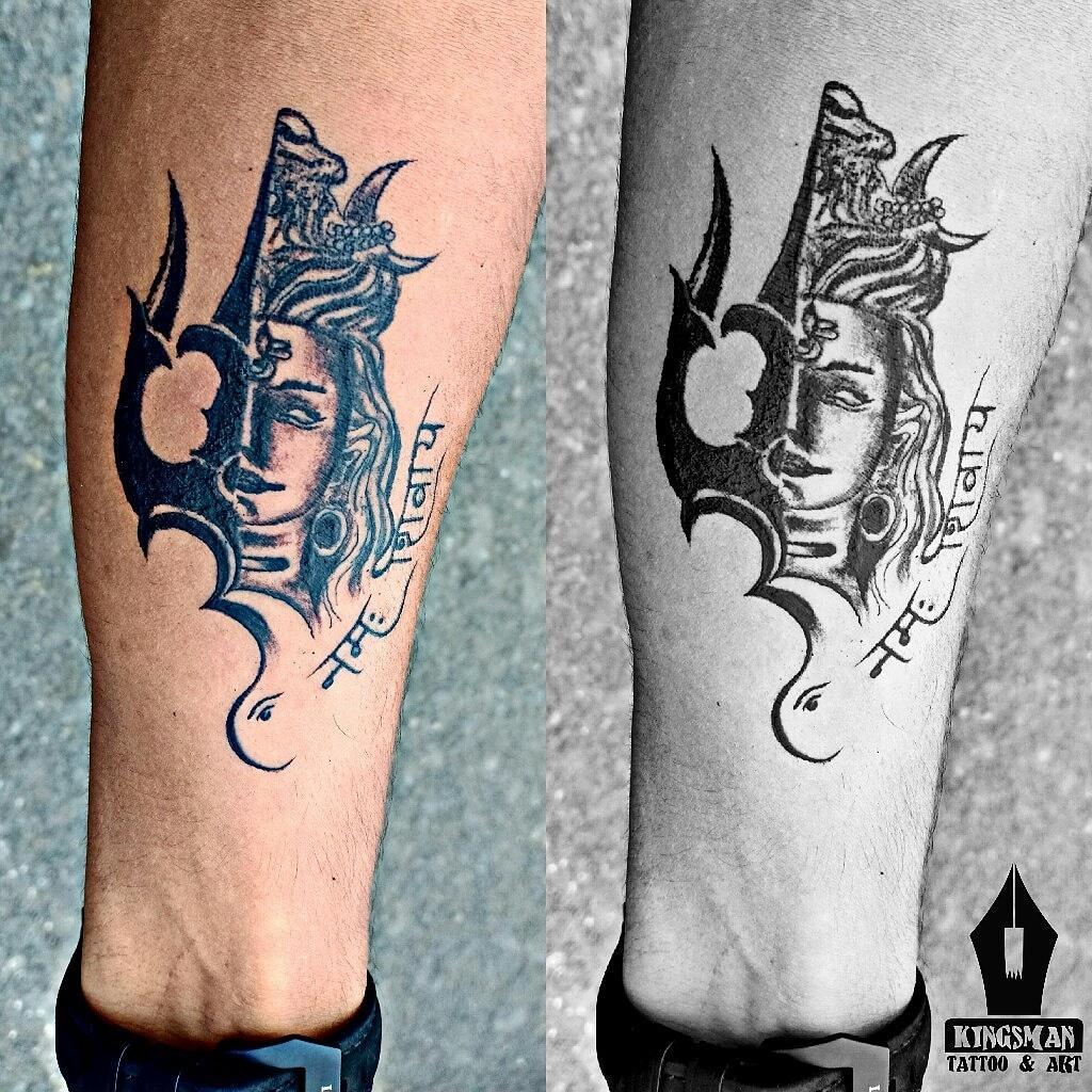 Mahakal Tattoo Pic Hd