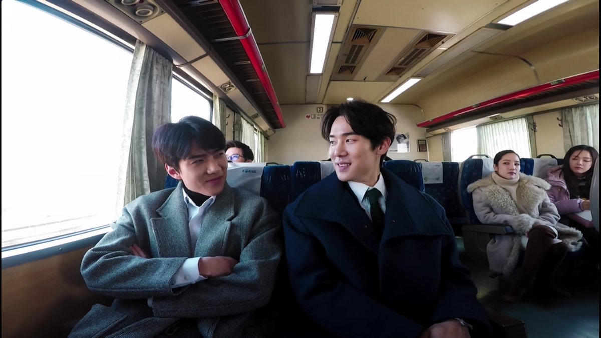 Image result for sehun yoo yeon seok site:twitter.com