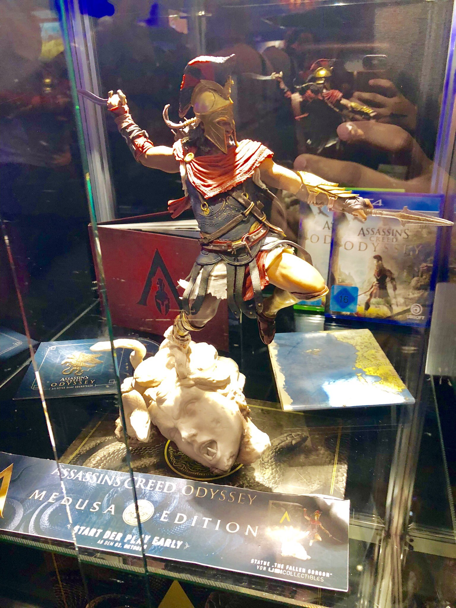 Assassin's Creed Odyssey Medusa : assassin's, creed, odyssey, medusa, Games, Australia, Twitter:,