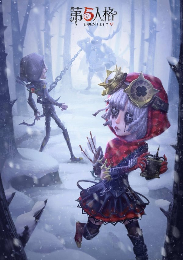 Identity V Mechanics Skins - Year of Clean Water