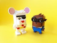 Lego Danger Mouse | www.imagenesmy.com