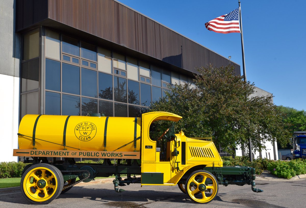 hight resolution of mack trucks on twitter check out this 1920 mack street flusher truck from the cityofsaintpaul and restored by nussgrp tbt