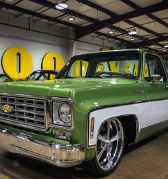 the 76 chevy c10 is as good as it gets for an old truck where is this build on your list of all time favorites gasmonkeygarage fastnloud fastnloudtv  [ 1200 x 930 Pixel ]