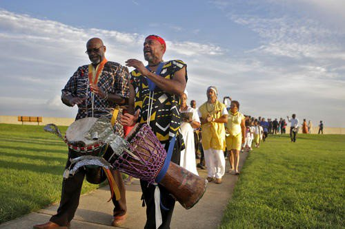 """1619 project City of Hampton on Twitter: """"African Landing Day will"""