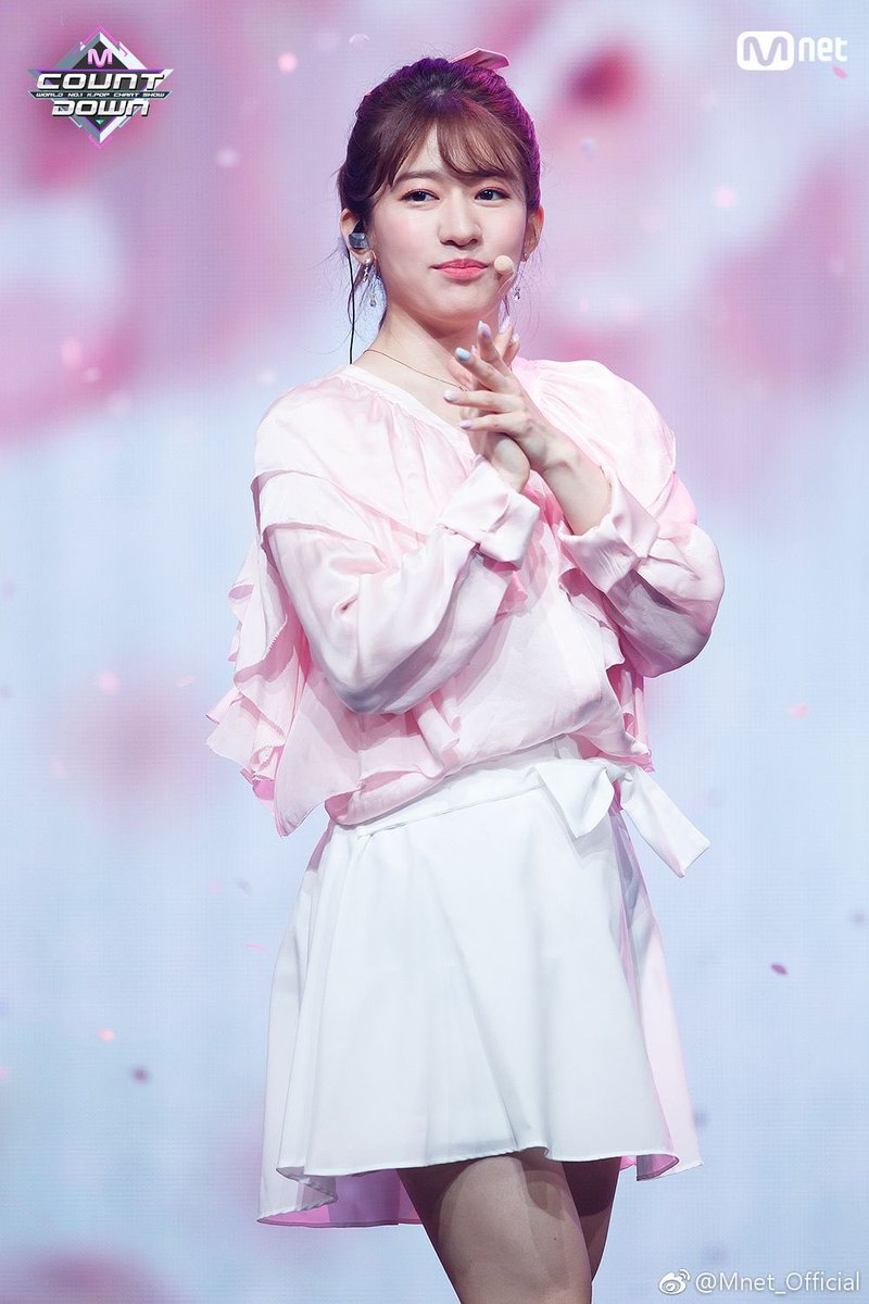 Image result for miyu produce 48 site:twitter.com