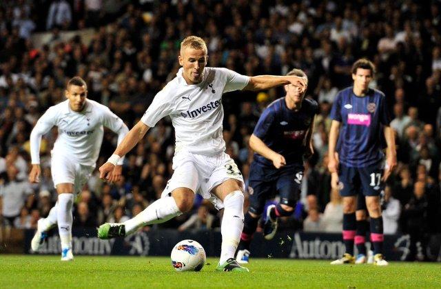 """Spurs Nostalgia on Twitter: """"OTD 2011 Harry Kane makes his Tottenham Hotspur debut. #COYS… """""""