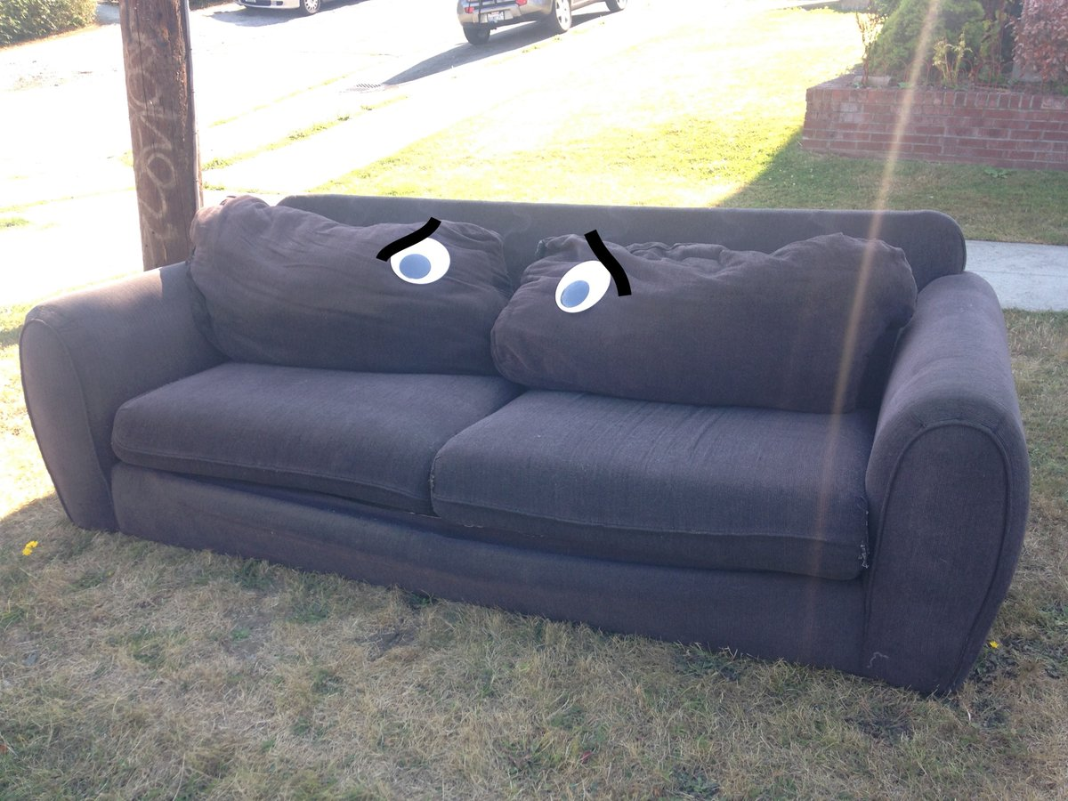 sofa donation lazboy sleeper donate bed baci living room