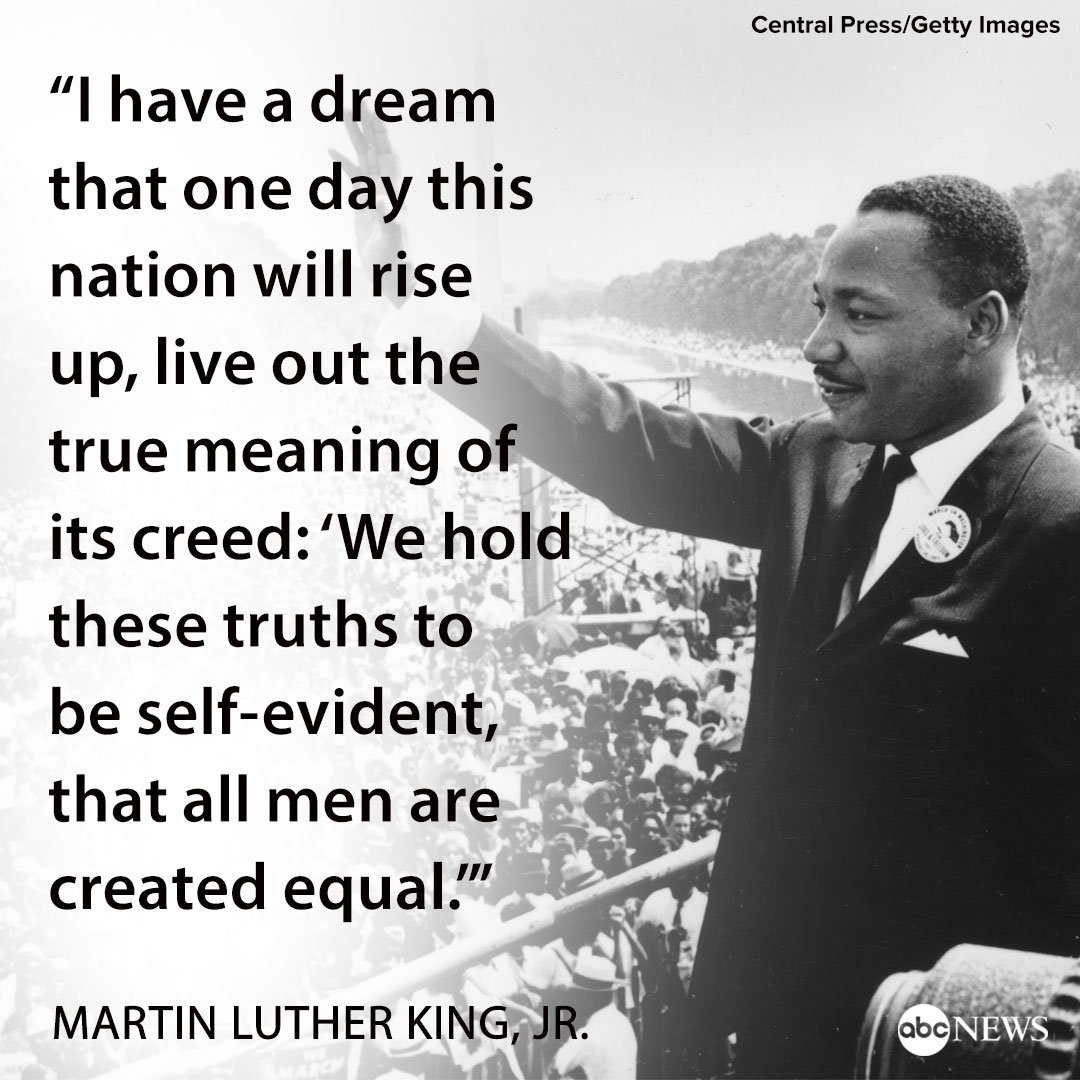 Martin Luther King 55 Years Ago Martin Luther King Jr Gave His I Have A Dream Spe