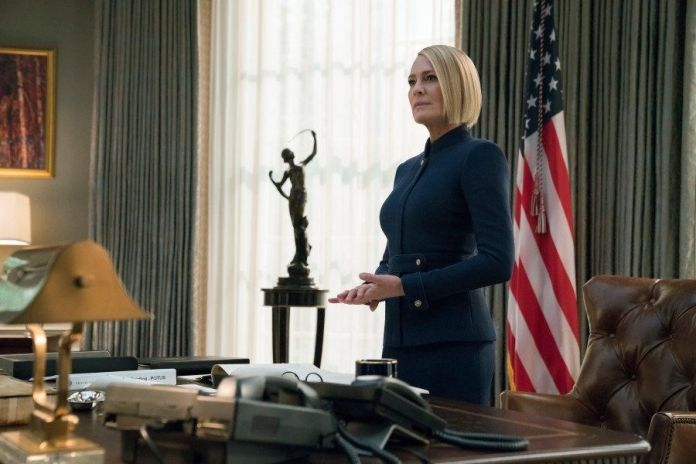 Frank Underwood muere