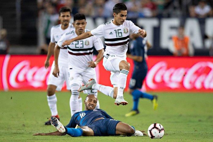 Goles de Estados Unidos vs México