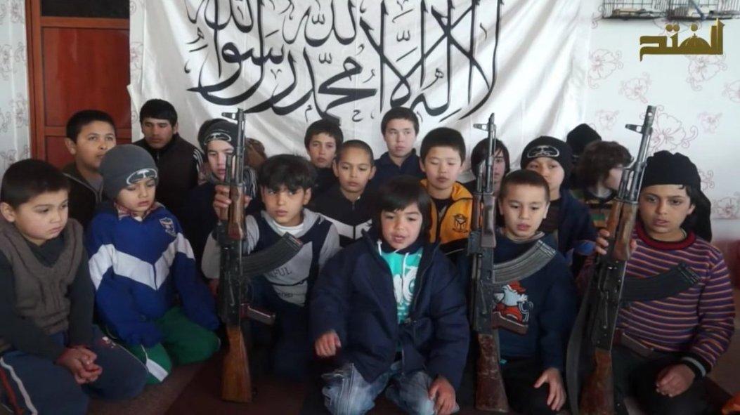 Image result for child jihadist