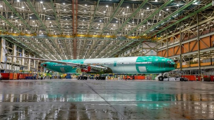 Image result for Boeing 777X