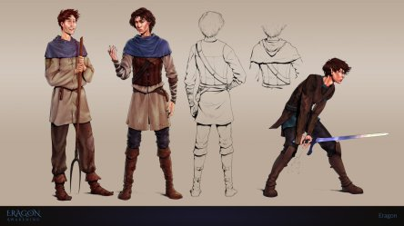 Maxime Bocquier Concept Artist on Twitter: Eragon Aaand this tweet ends the first batch of my concepts artworks for this project! Can t wait to add more Any thoughts @paolini ? : #