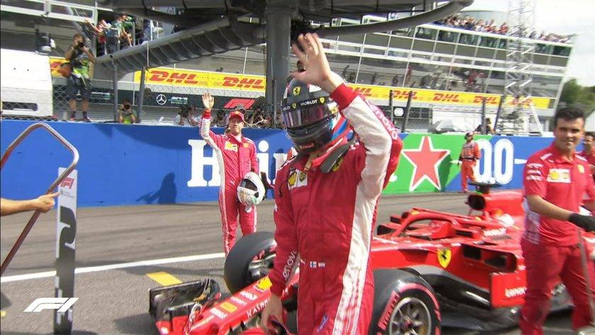 GP Italia Sintesi Qualifiche