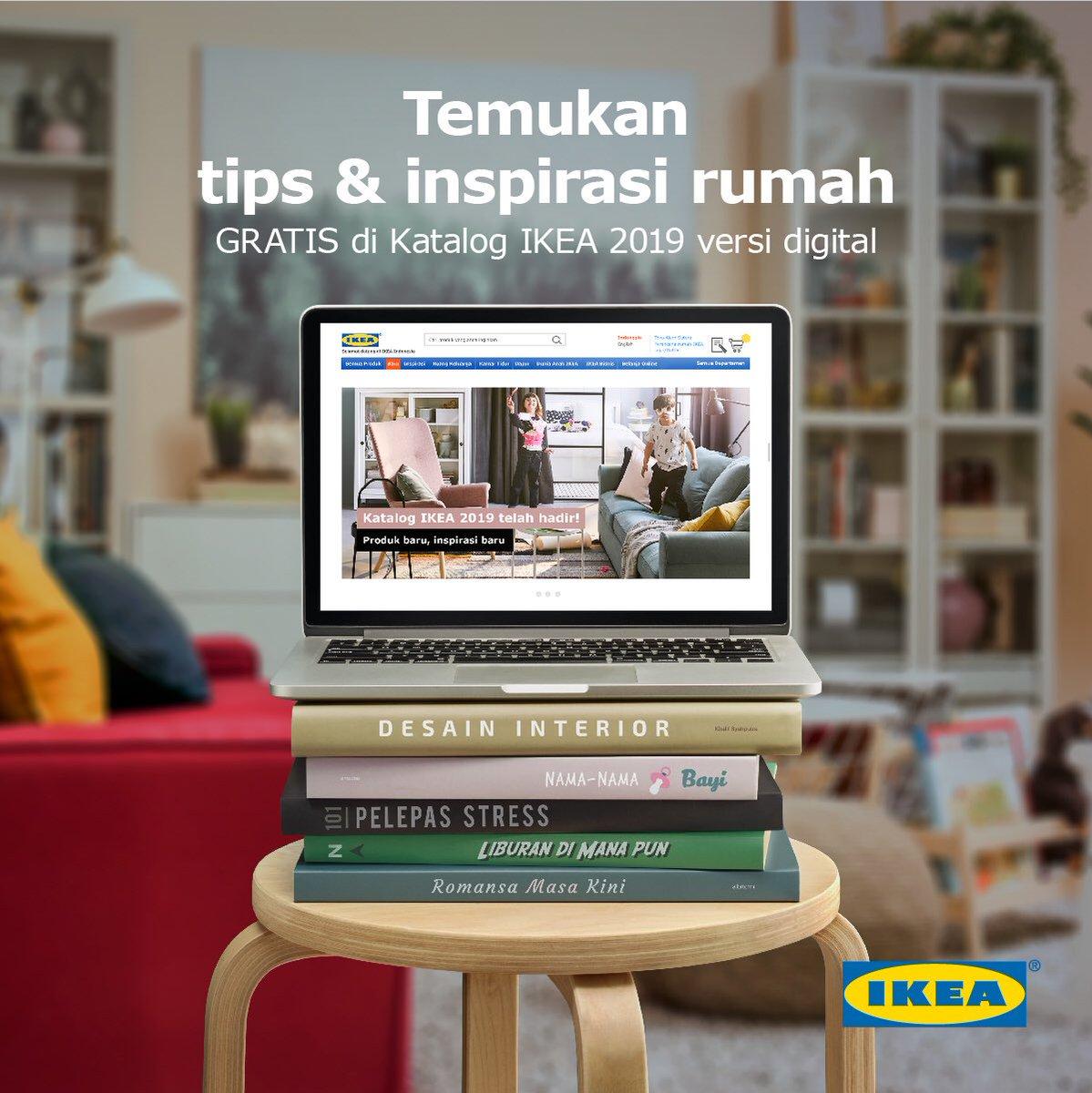 Ikea Indonesia On Twitter Katalog Ikea 2019 Telah Hadir
