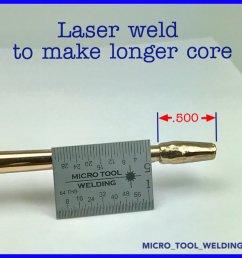 micro tool welding [ 1200 x 1200 Pixel ]