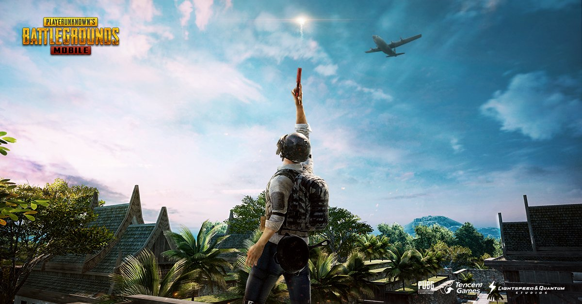 Chicken Dinner Pubg Wallpaper Pubg Mobile On Twitter Quot Show Off Your Flare Gun