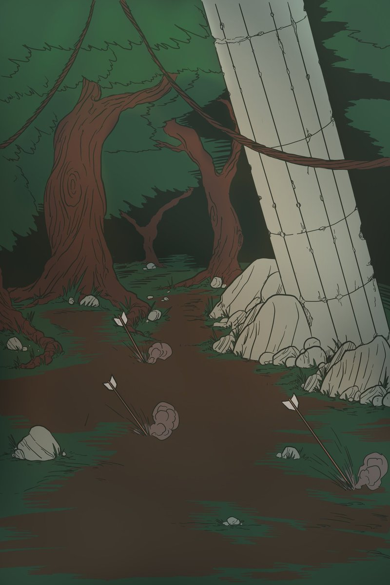 Forest Background Drawing : forest, background, drawing, Alexis, Diego, Twitter:, Simple, Background., #digitalart, #comicartist, #forest, #backgrounds, #drawings…