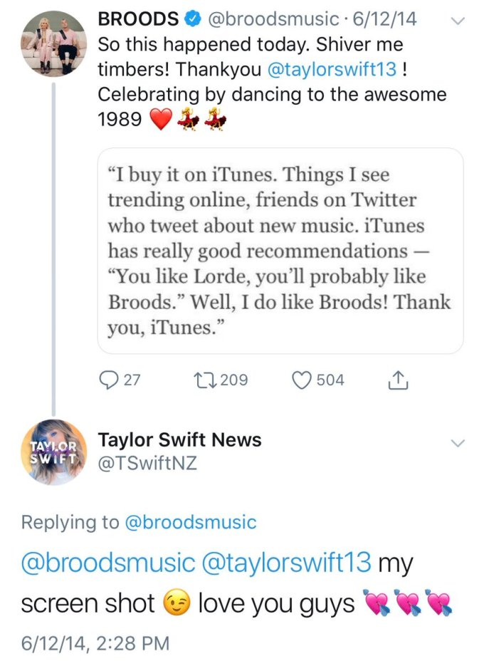 "the megan on twitter: ""a brief recap of taylor swift and"