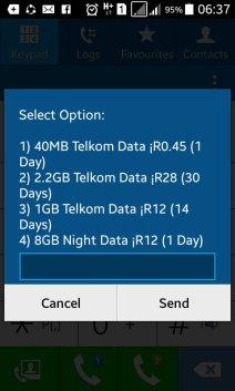 telkom data plans