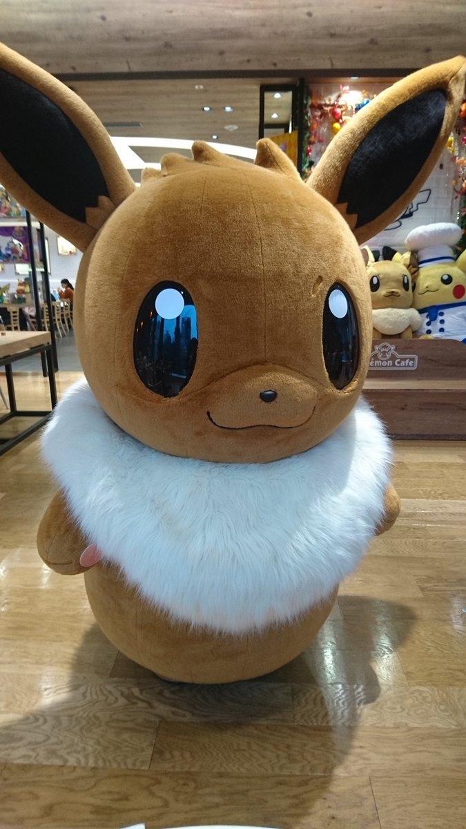 test ツイッターメディア - Prettyの王冠あわせでロリデ\(^o^)/ 日本橋高島屋のポケモンカフェ行ったよー  店内が可愛いし、近くまできてくれるのが楽しい! https://t.co/CDaj6t8zzm