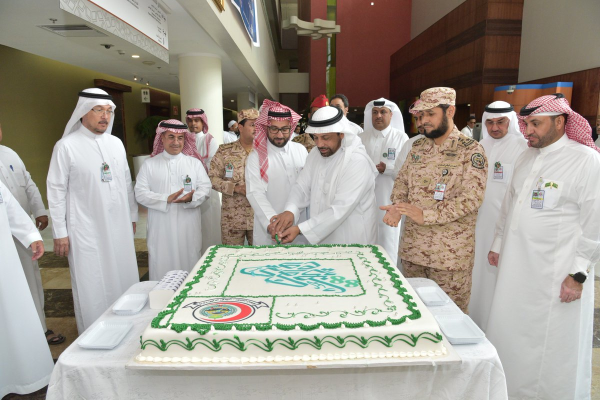 Mng Ha S Tweet مدينة الملك عبدالعزيز الطبية بجدة تحتفل باليوم