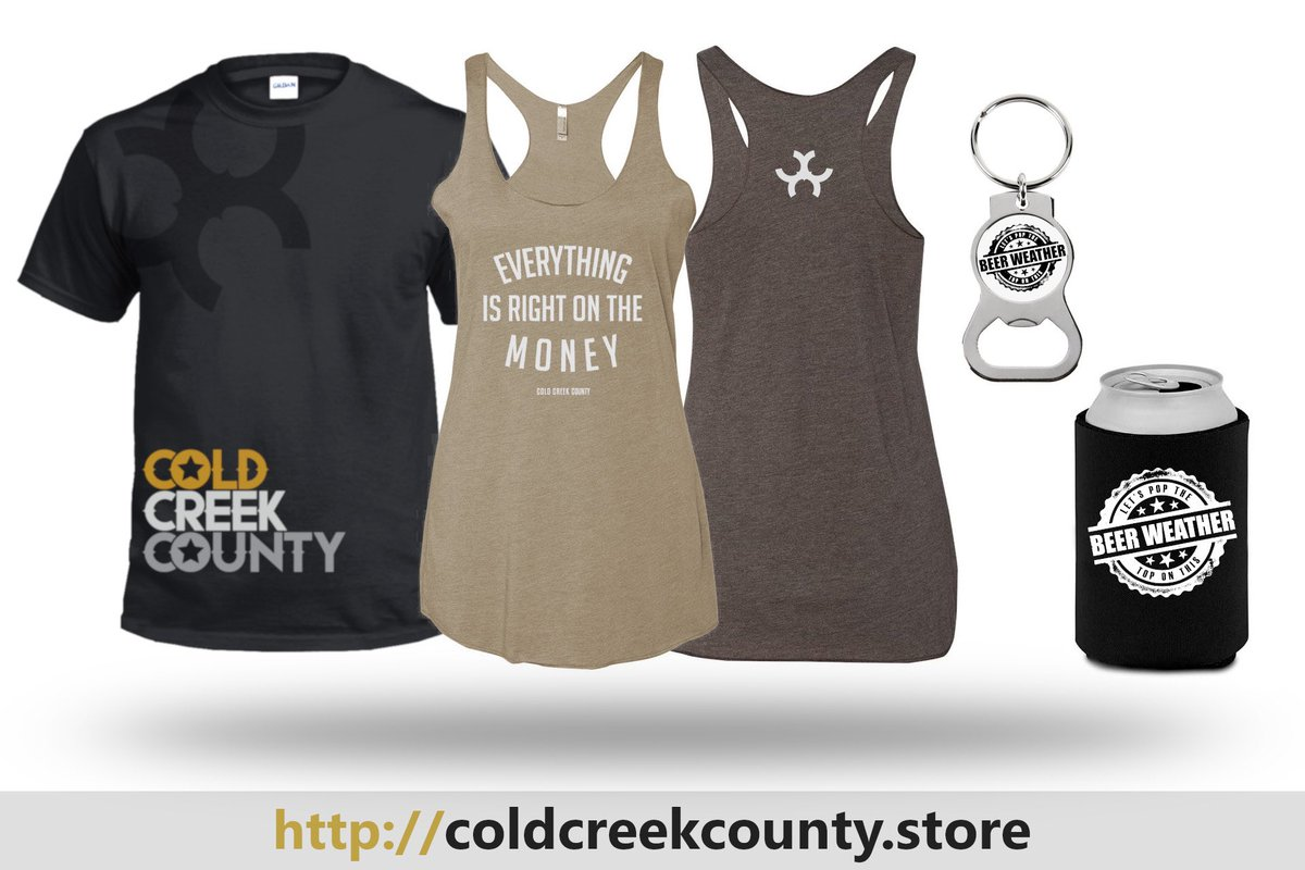 Cold Creek Clothing Locations