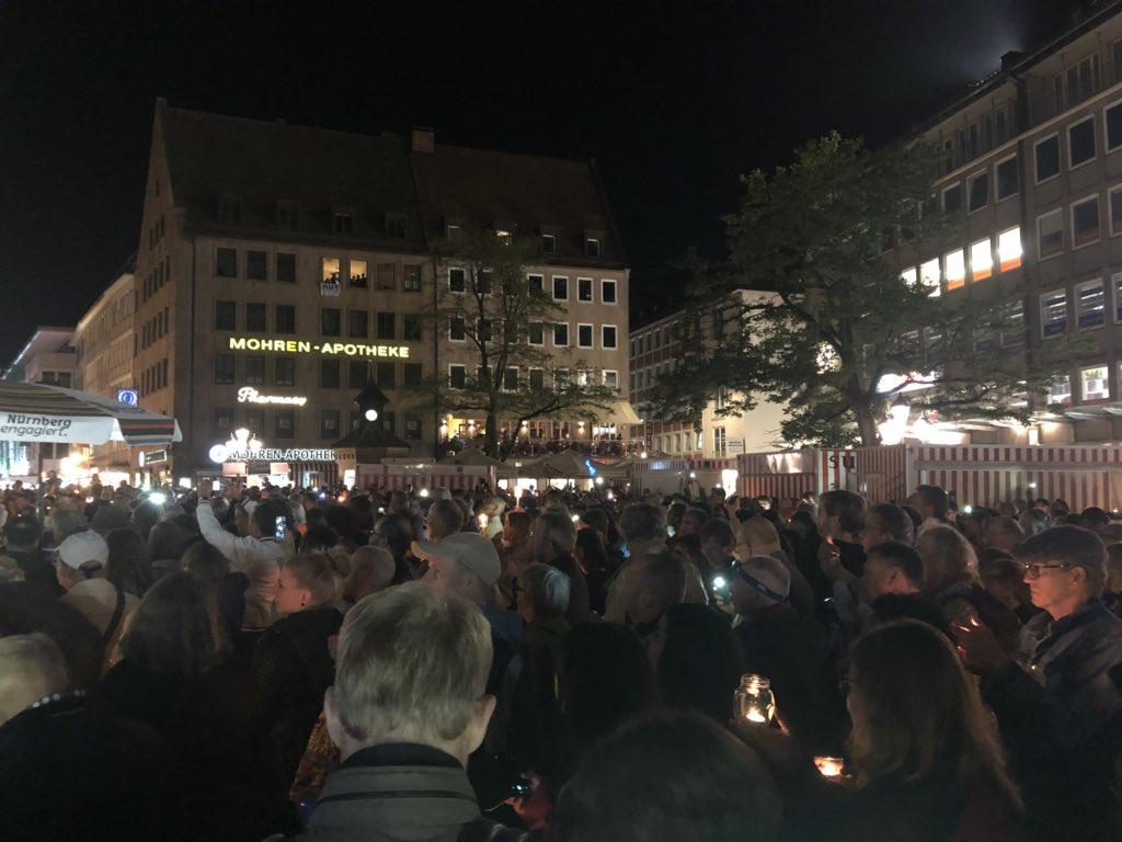 Hotel Drei Raben On Twitter Pulseofeurope Nurnberg