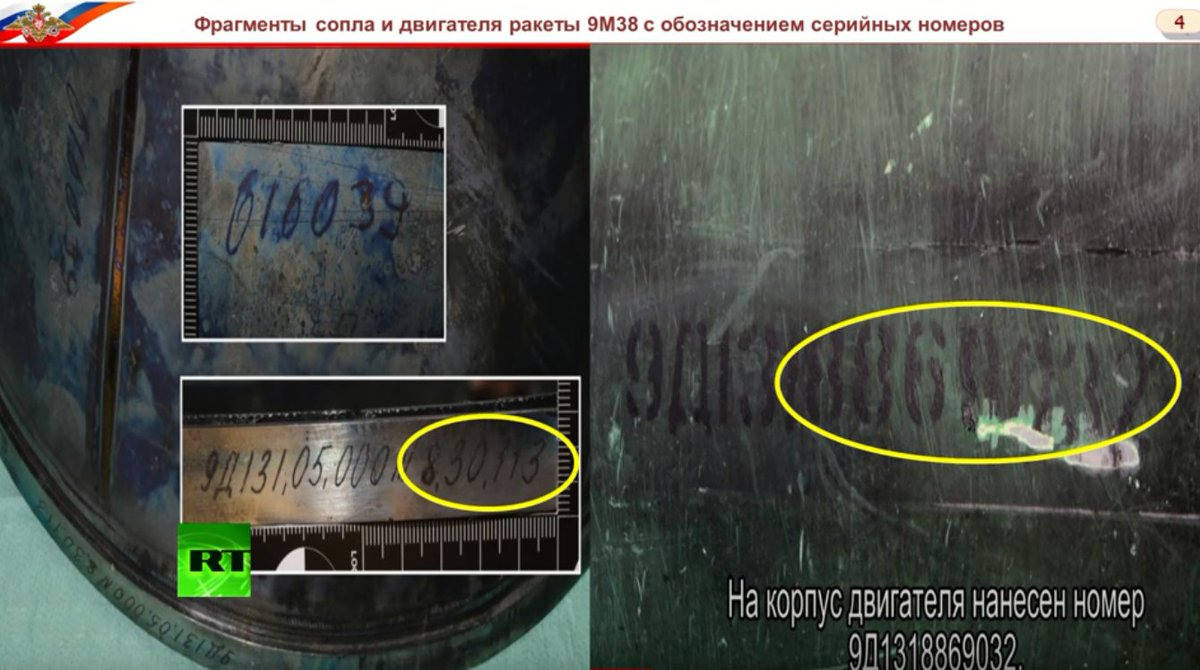 Resultado de imagen para MH-17