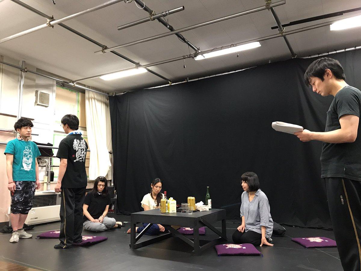 test ツイッターメディア - #yhsきつい旅 東京公演に向けた、東チームの稽古中。 詰めれるところをどんどん詰めてゆく作業。 パパ(能登さん、エレキさん)が2人いて、見てて混乱する。 パパとサクヤのやりとりも、西チームと全然違ってついつい見ちゃいます。 櫻井サクヤの方が若干やさぐれ感。 (岡) https://t.co/33kgqI3VaH