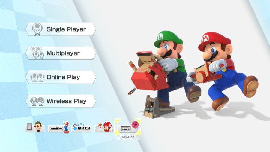 Mario Kart 8 Deluxe Version 1.7.0
