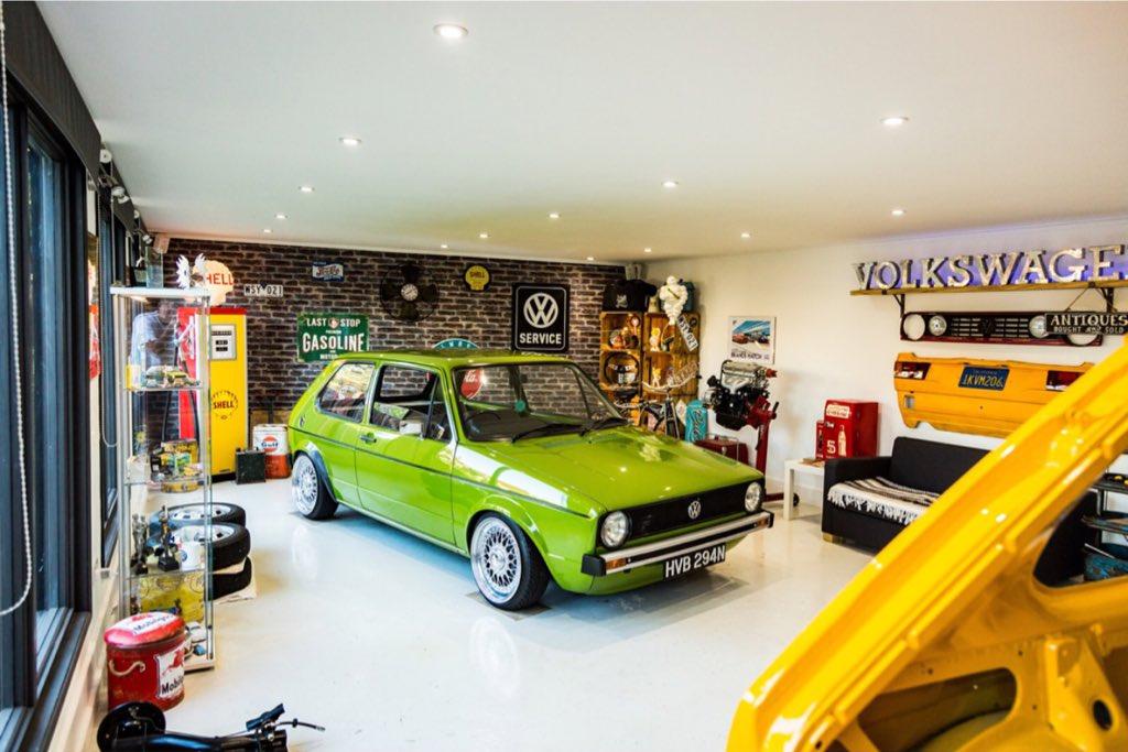 Epicdubs On Twitter Garage Goals Vw Volkswagen Mk1 Mk1golf Mk1swallowtail Bbs Stance Dublife
