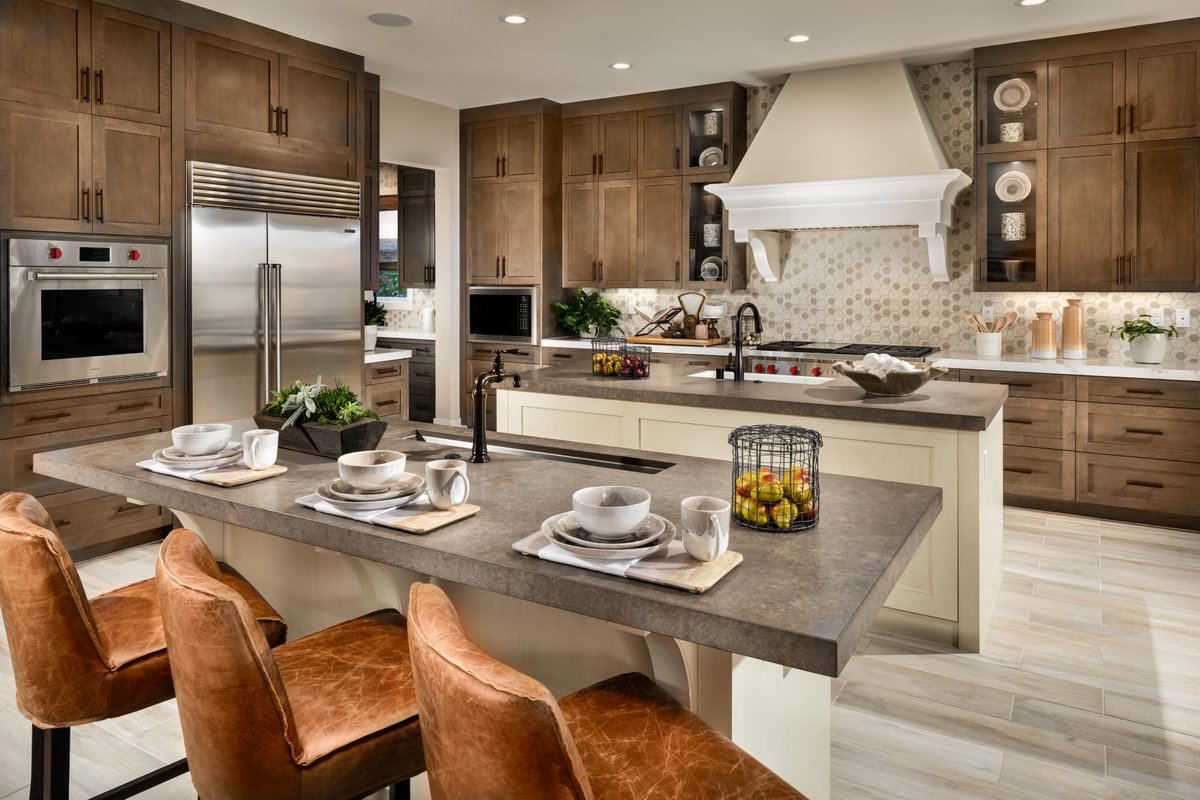 Toll Brothers Inc On Twitter A Rustic Farmhouse Kitchen