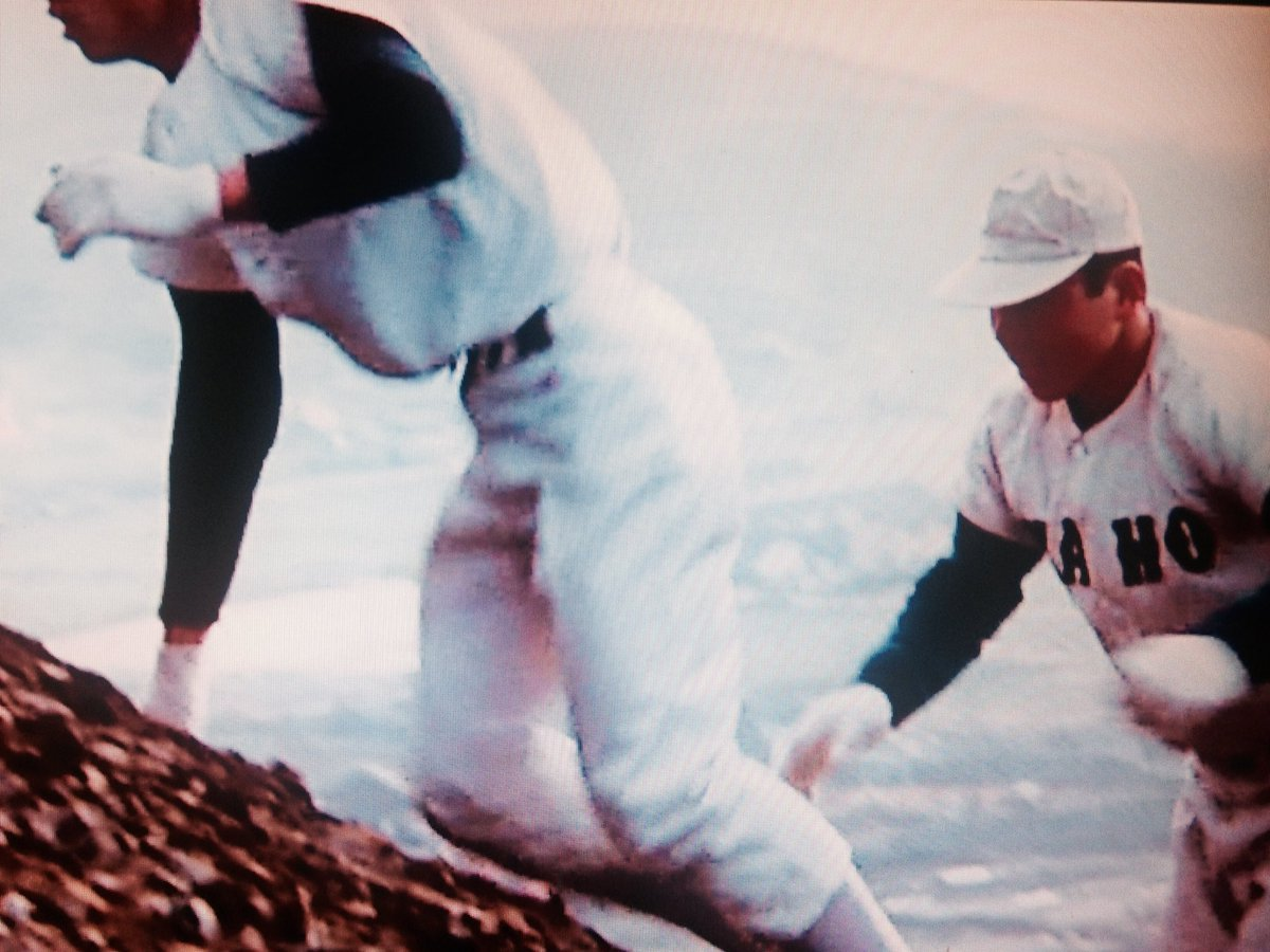 test ツイッターメディア - 市川崑監督『第50回全国高校野球選手権大会 青春』 50年前の空気を活き活きと感じられる記録映画 静商のエース新浦、センバツ優勝大宮工vs名門平安、本土復帰前の興南旋風とか見所多いけど、個人的には盛岡一高のバンカラ応援と(たぶん)忠隈のボタ山でトレーニングする嘉穂高野球部がインパクト大 https://t.co/zpTBpFaNBw