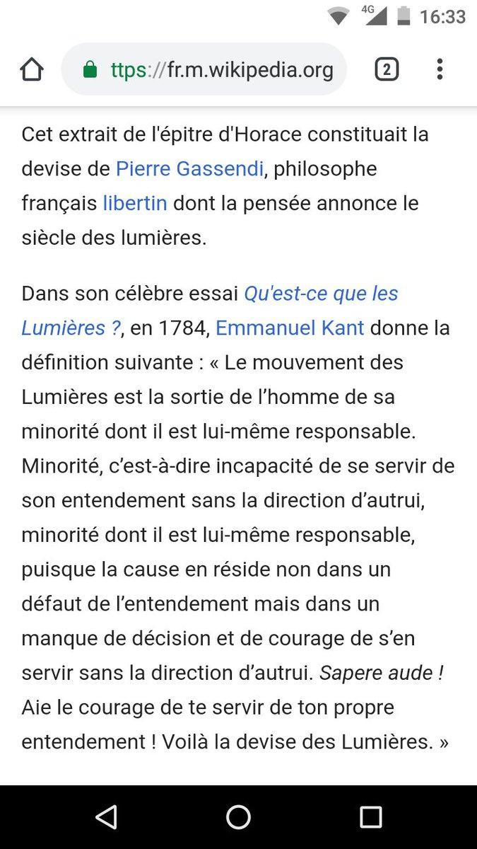 Aie Le Courage De Te Servir De Ton Propre Entendement : courage, servir, propre, entendement, 🚴♂️, Jassogne, Twitter:,