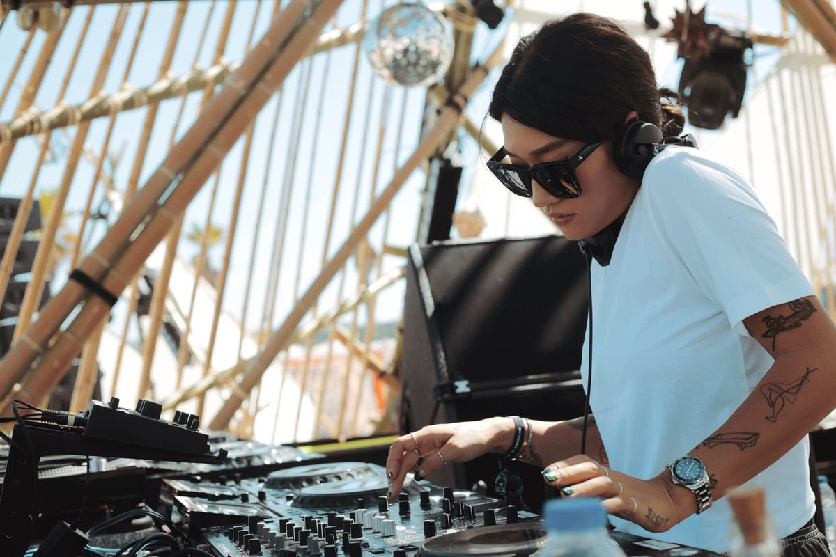 Image result for peggy gou site:twitter.com