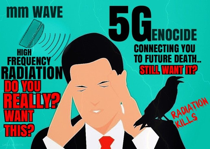 Image result for 5g dangers