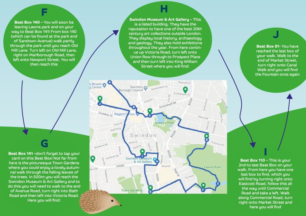 medium resolution of btsswindon on twitter fancy finding out about the history and wildlife of your local area try out our beat the street trail this weekend
